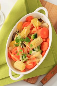 Free Mixed Vegetables Royalty Free Stock Image - 19505336