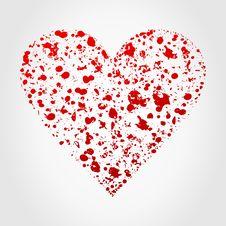 Love Heart2 Royalty Free Stock Photo