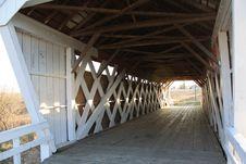 Free Covered Bridge Stock Photo - 19505480