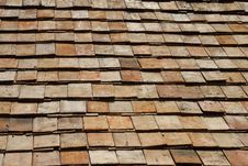 Free Earthenware Roof Stock Image - 19505901
