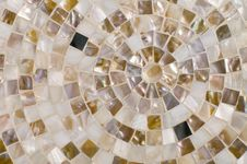 Free Concentric Mosaic Background Royalty Free Stock Photo - 19506925