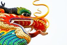 Free Dragon Royalty Free Stock Photo - 19507365