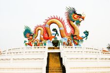 Free Chinese Dragon Stock Photo - 19507590