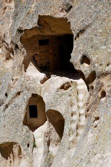 Free House Of Cappadocia Stock Photos - 19508063