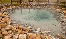 Free Hot Spring Stock Image - 19508881