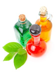 Free Bottle Of Liqueur / Alcohol Royalty Free Stock Photo - 19509105