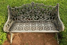 Free Bench In The Park Stock Images - 19509434