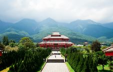 Free Chinese Shrine Stock Photo - 19509790