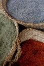 Free Oregano, Lavender, And Saffron Stock Image - 19511291