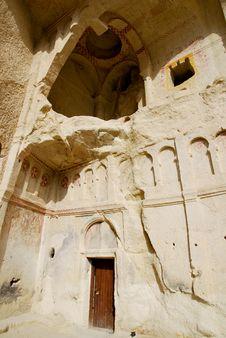Free A Church Of Cappadocia Stock Image - 19510251