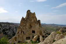 Free House Of Cappadocia Stock Images - 19510324