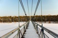 Free Bridge Stock Photo - 19512790
