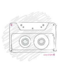 Free Cassette Royalty Free Stock Photo - 19513025
