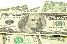 Free U.S. Dollar Royalty Free Stock Photo - 19513755