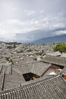 Free Lijiang: The Ancient Town Of Dayan Royalty Free Stock Images - 19513779