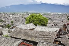 Free Lijiang: The Ancient Town Of Dayan Royalty Free Stock Image - 19513836