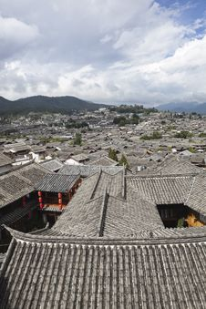 Free Lijiang: The Ancient Town Of Dayan Royalty Free Stock Photography - 19513897