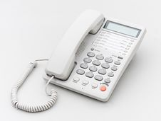 Free Office Telephone Isolated Stock Images - 19514034