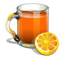 Free Pitcher Of Orange Juice Stock Photo - 19514430