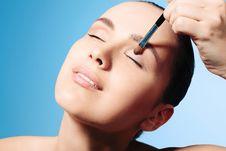 Free Eyeshadow Stock Image - 19514521