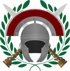 Roman Glory Stock Photography