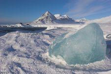 Free Antarctic Winter Landscape Royalty Free Stock Photos - 19515198