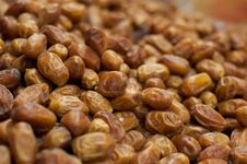 Free Dried Dates Royalty Free Stock Photos - 19515268
