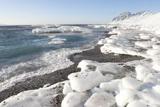 Free Antarctic Winter Landscape Stock Image - 19515281