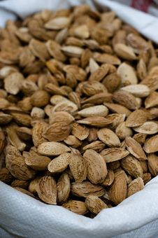 Free Almonds Stock Image - 19515601