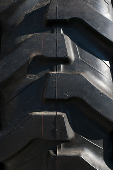 Free Tractor Tyre Stock Photography - 19515602