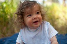 Free Baby Boy . Royalty Free Stock Photo - 19516005