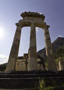 Free Delphi,Greece Stock Photography - 19517212