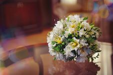 Free Wedding Bouquet Stock Photography - 19517342