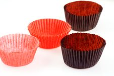Free Baking Cup Cakes Royalty Free Stock Photography - 19518667