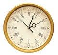 Free Vintage Clock Royalty Free Stock Image - 19523486