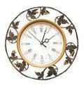 Free Vintage Clock Royalty Free Stock Photo - 19523515