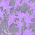 Free Seamless Floral Pattern Stock Images - 19525244