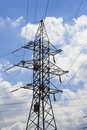 Free High Voltage Power Line Royalty Free Stock Image - 19526846