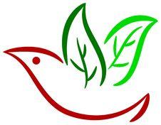 Free Environmental Logo Royalty Free Stock Photos - 19521708