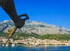 Free Statue Of St. Peter In Makarska, Croatia Stock Photo - 19522110