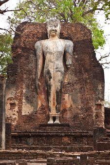 Free Phra Si Iriya Bot Royalty Free Stock Photography - 19524267