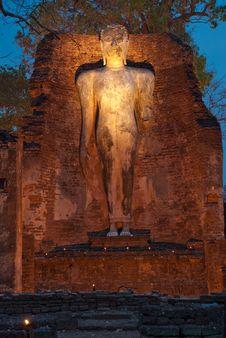 Free Phra Si Iriya Bot Stock Images - 19524354