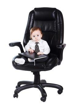 Free Baby Businessman Stock Photos - 19524593