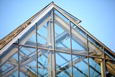 Free Glass Roof Window Detail Stock Photo - 19525570