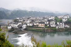 Free Chinese Ancient Town Royalty Free Stock Photos - 19525958