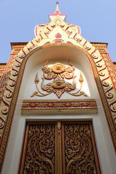 Free Pagoda Royalty Free Stock Photo - 19527495