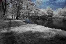 Free Landscape In The Infrared Stock Photography - 19527742