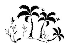 Free Palm Treee Stock Photography - 19528712