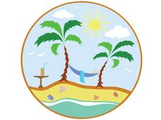 Free Summer Icon Stock Image - 19528731
