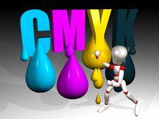Free Cmyk Stock Photos - 19529093